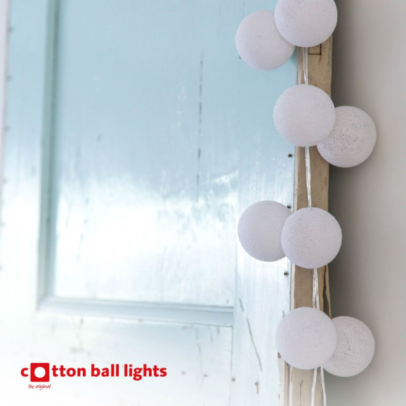 cotton ball lights van remoortel powered by trends trade. Black Bedroom Furniture Sets. Home Design Ideas