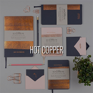Papette Copper collection