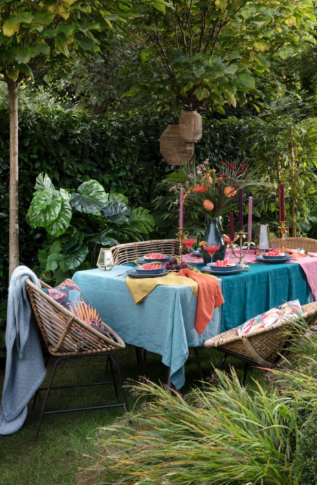 Tropical trend - house of fraser